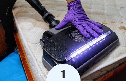 床墊除塵蟎,床墊清洗