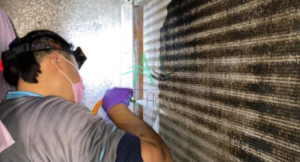 空調箱清洗